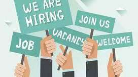 Vacancy's for billing operator and retail executive