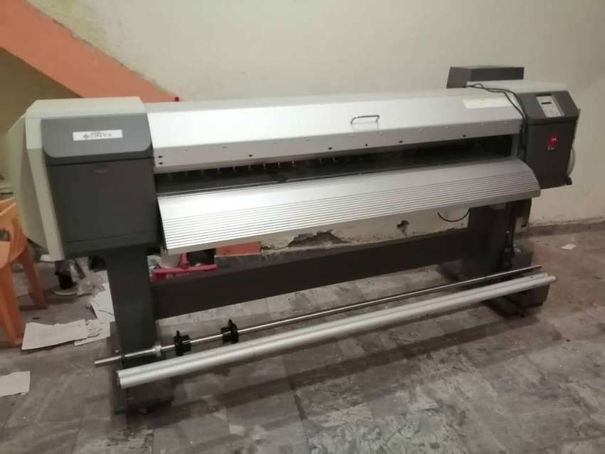 Sublimation machine Mutoh 0