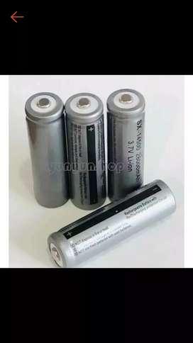 Baterai cas size AA 3.7 volt beli 5 lebih murah