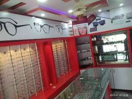 Sufi optical shop for sell from sailkot
