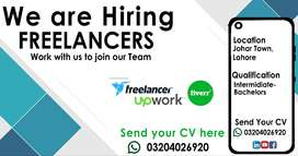 Internship to Become a Freelancer