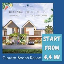 RUMAH MURAH DI BALI! Lokasi Strategis @Ciputra Beach Resort! LIMITED!