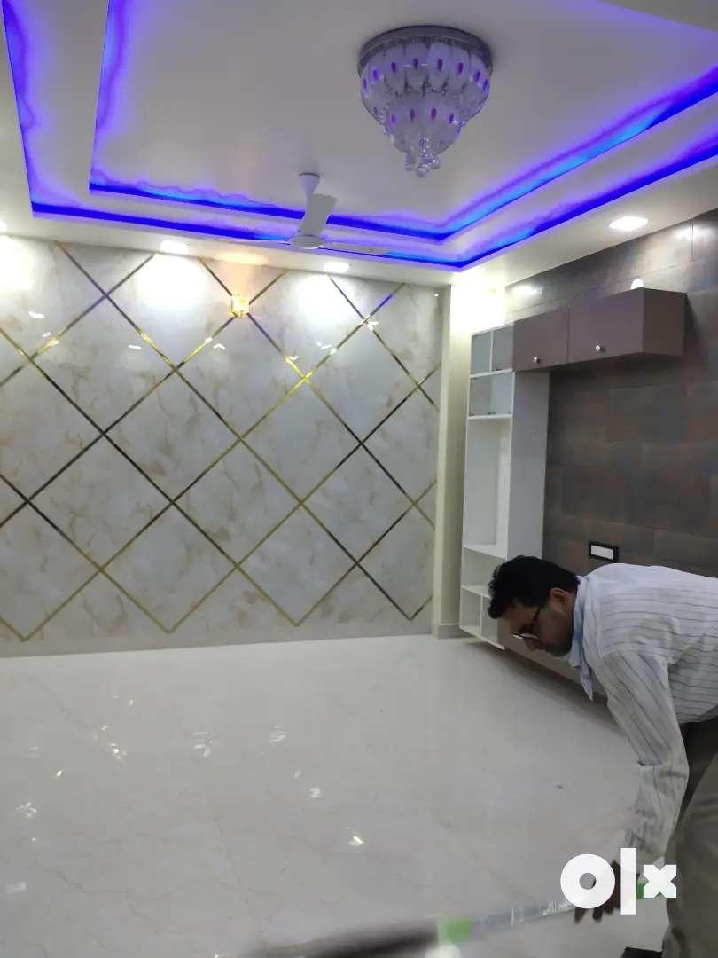 1 BHK Builder floor apartment for sale in Bisrakh Noida extension