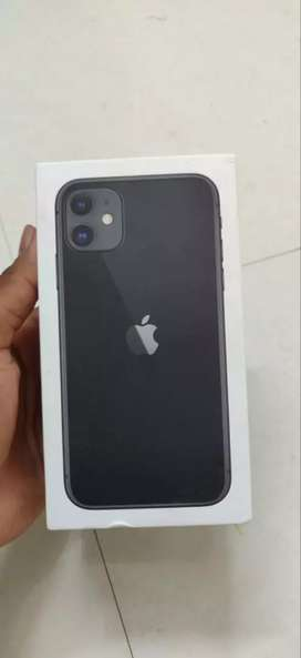 iPhone 11 black (64gb)