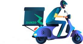 Earn good amount in lockdown time with Dunzo