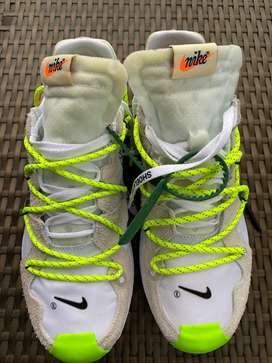 Nike Off White Zoom Terra Kigger (# jordan #yeezy)