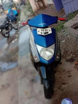 Honda DIO Any one ready to ride