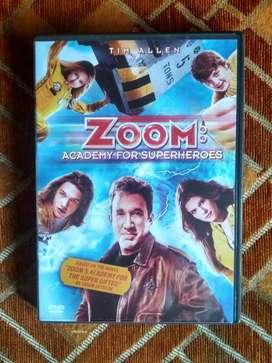 Dvd original zoom