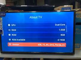 24/32/40/43/50/55 all size andriod led tv in stock