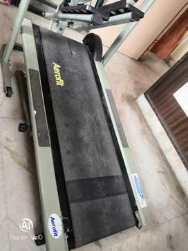 Aerofit Multifunctional Manual Treadmill