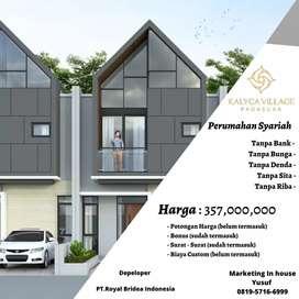 #$ bonus spesial untuk 5 pembeli pertama diperumahan Syariah Bandung