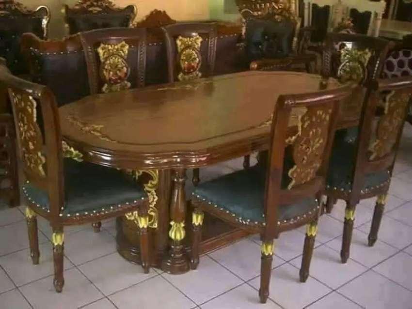 kursi makan meja harga pas