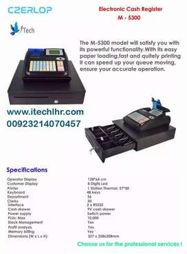 Billing. Machine Electronic Cash Register
