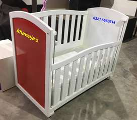 modern  baby cot  size 2*4 ( khawaja's Fix price shop