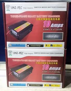 Battery charger 10amp