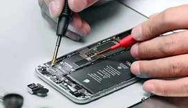 Mobile repairing expect