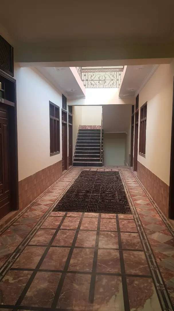 Flats for rent in sikander town for short families only 0