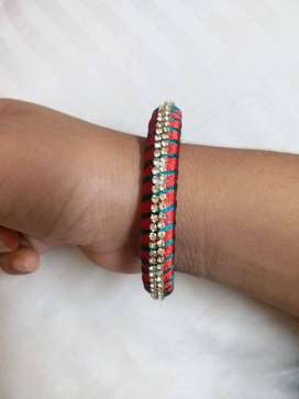 Handmade Silk Thread Jewelry