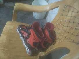Skate Red color