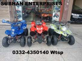 High Quality Reasonable Price Atv Quad Four Wheels Deliver in all Pak