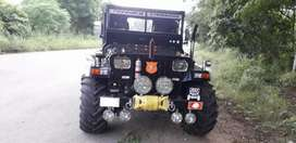 New modify jeep