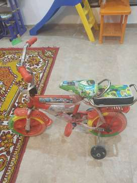A tricycle for kids