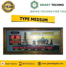 Tersedia Jam Digital Masjid Paling Murah Bagi Kawasan Kab Gresik