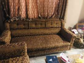 5 seater sofa two sets,