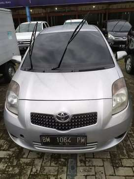 Yaris 2007 Type E Manual