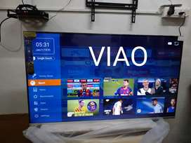 """Viao led tv today special price,40"""" smart tv 13999 only call me"""