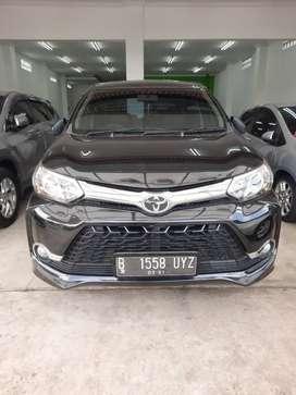 Toyota avanza veloz 1.5 matik 2016 siap pakai