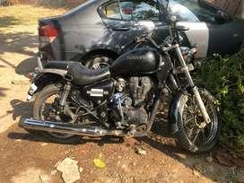 Thunderbird 350 disc brake