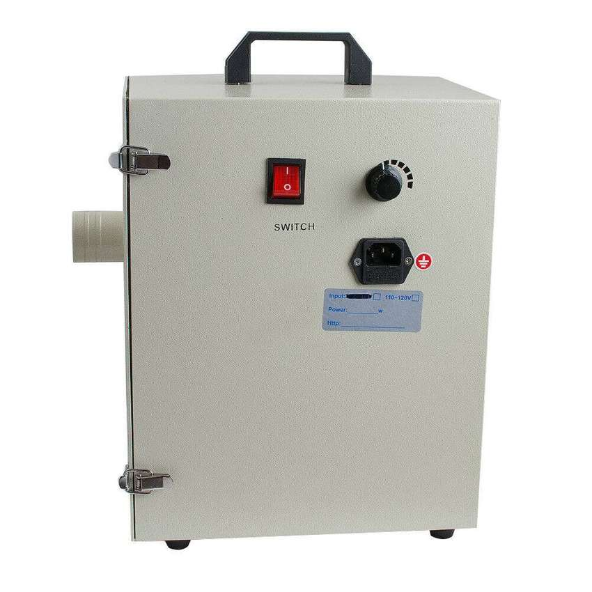 1200W Dental Digital Dust Collector Vacuum Cleaner Suction System US