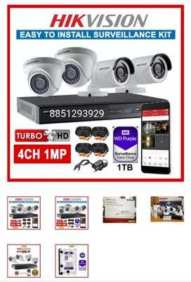 CCTV Camera Set 03