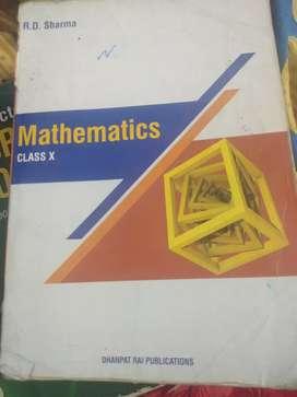 Rd sharma maths