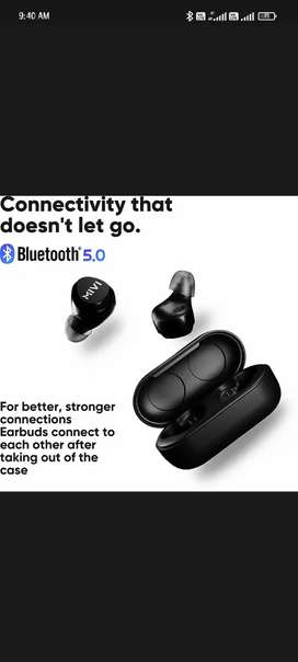 Mivi M-20 truly wireless stereo