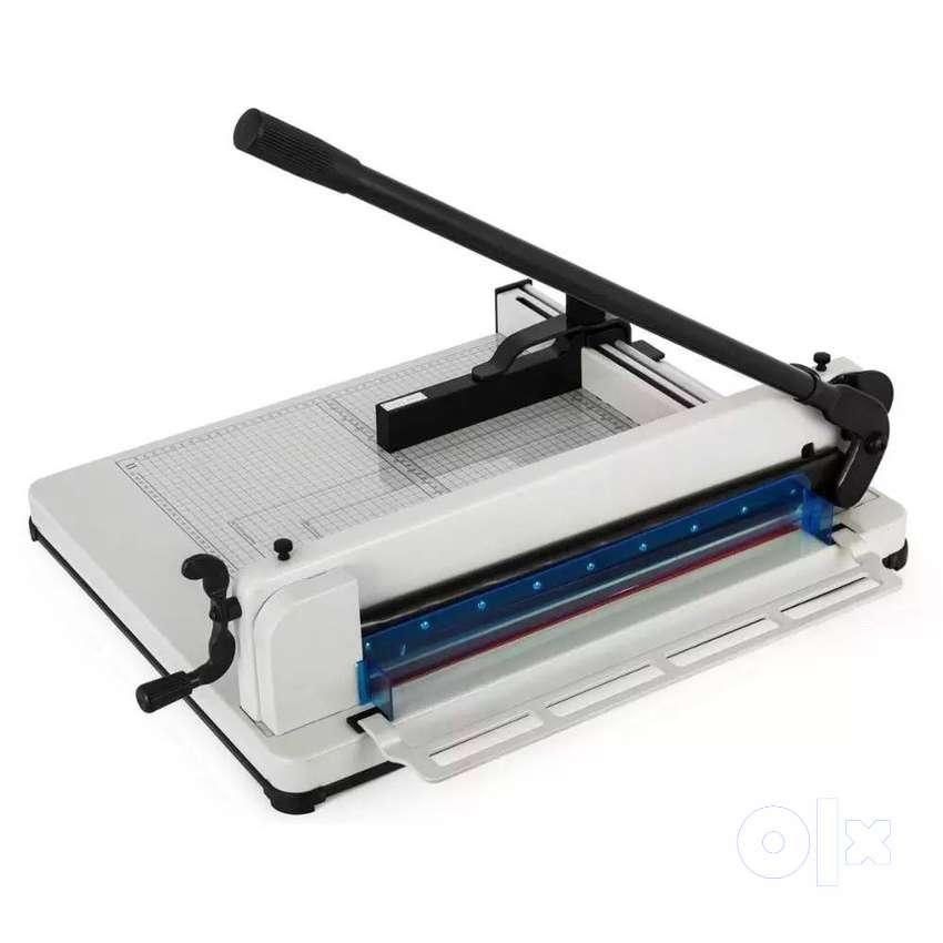 Manual Paper Cutting Machine 17 inch