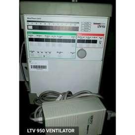Ambulance Ventilator LTV 950 ICU Ventilator 90,000 only Bipap Oxygen