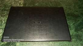 Acer aspire Amd A4 with amd integrated graphics