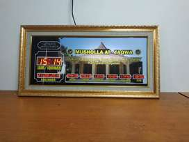 Penjual Jam Masjid Digital Berkualitas Harga terjangkau