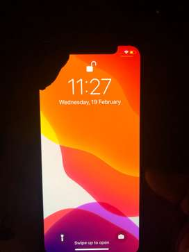 iphone X OEM display only lcd not phone