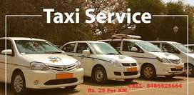 Inter State -All India Cab Service
