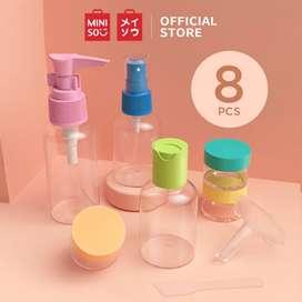 Botol travel miniso