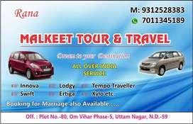 MALKEET TOUR AND TRAVEL (FREE RIDES / FIRST FREE RIDE )
