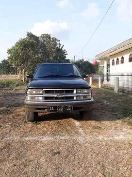 Opel Blazer DOHC