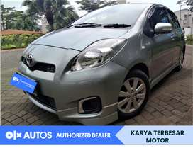 [OLX Autos] Toyota Yaris 2012 1.5 E A/T Bensin #Karya Terbesar Motor