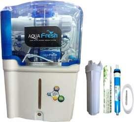 New Aquafresh ro system free pre Filtar free Sarvice