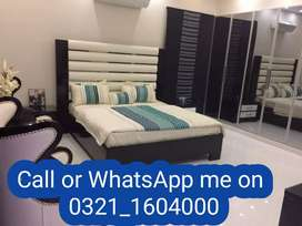 One Kanal Luxury furnished GUEST house in Lahore Defence