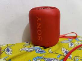 Sony SRS XB-12 Extra Bass Blue tooth speker