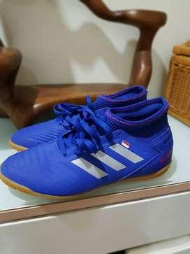 Sepatu Futsal Original ADIDAS second bagus